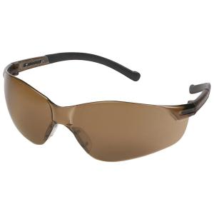 ERB Inhibitor Brown Smoke Frame, Brown Smoke Lens Eye Protection by ERB