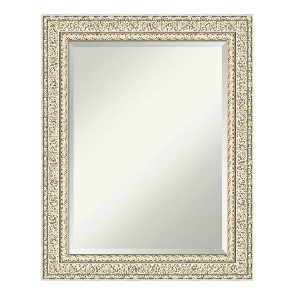 Amanti Art Fair Baroque Cream Decorative Wall Mirror was $217.99 now $134.93 (38.0% off)