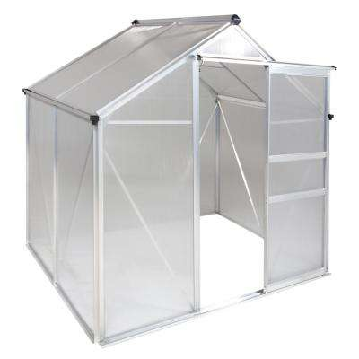 6 ft. x 4 ft. Portable Greenhouses for Outdoors Sunroom House for Plants