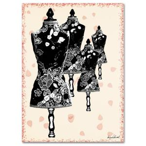 14 inch x 19 inch Tapestry I Canvas Art by