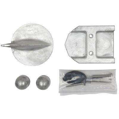 Magnesium Anode Kit for Mercury Alpha I (1983-90)
