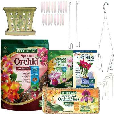 Complete Orchid Care Kit