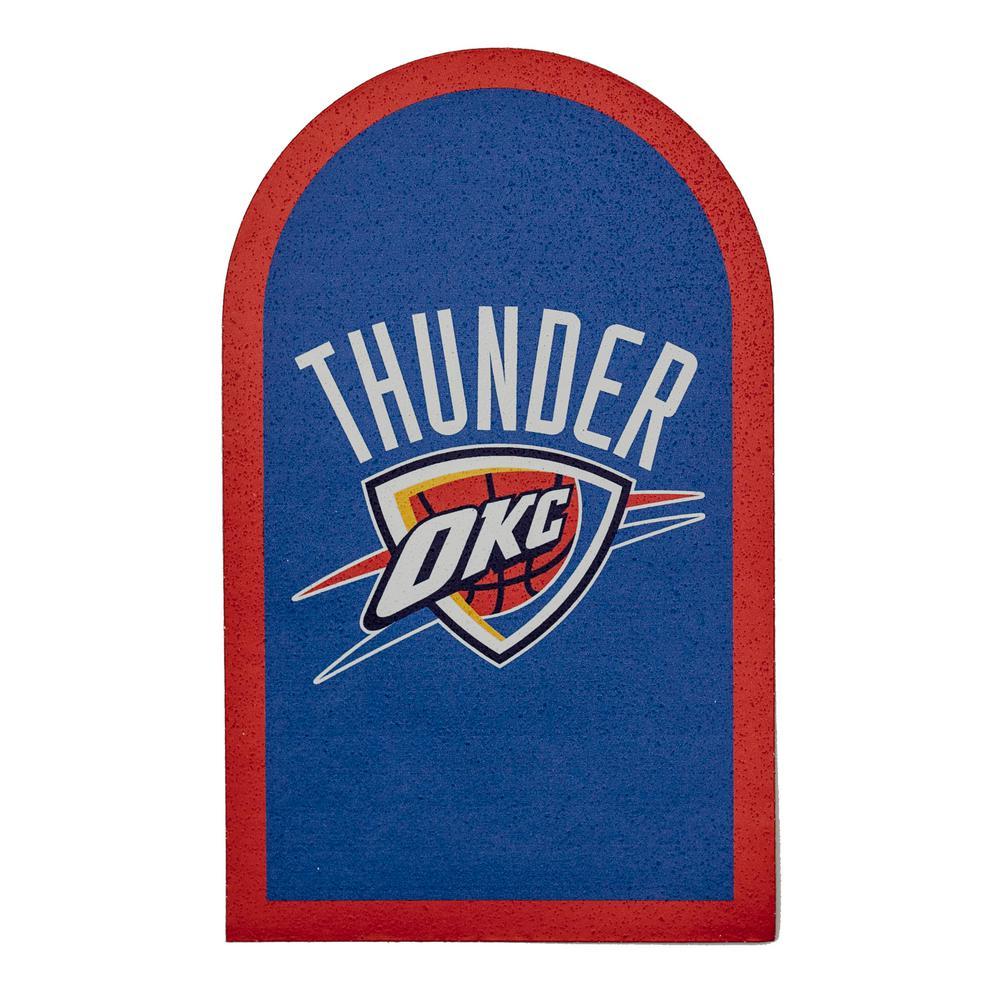 100% authentic c0e57 d7a11 Applied Icon NBA Oklahoma City Thunder Mailbox Door Logo Graphic