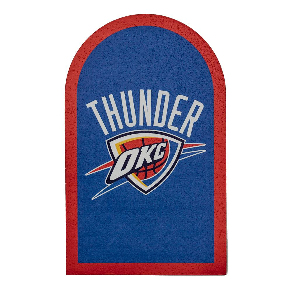 NBA Oklahoma City Thunder Mailbox Door Logo Graphic-NBMA2101 - The ...