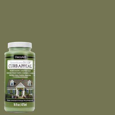 16 oz. Cottage Moss Acrylic Paint