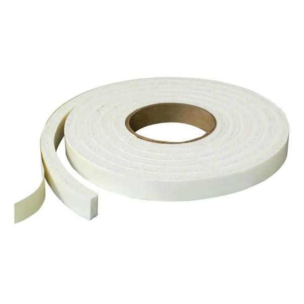 Foam Tape,Foam 1x1//4x17/' Wht by THERMWELL//FROSTKING PRODUCTS