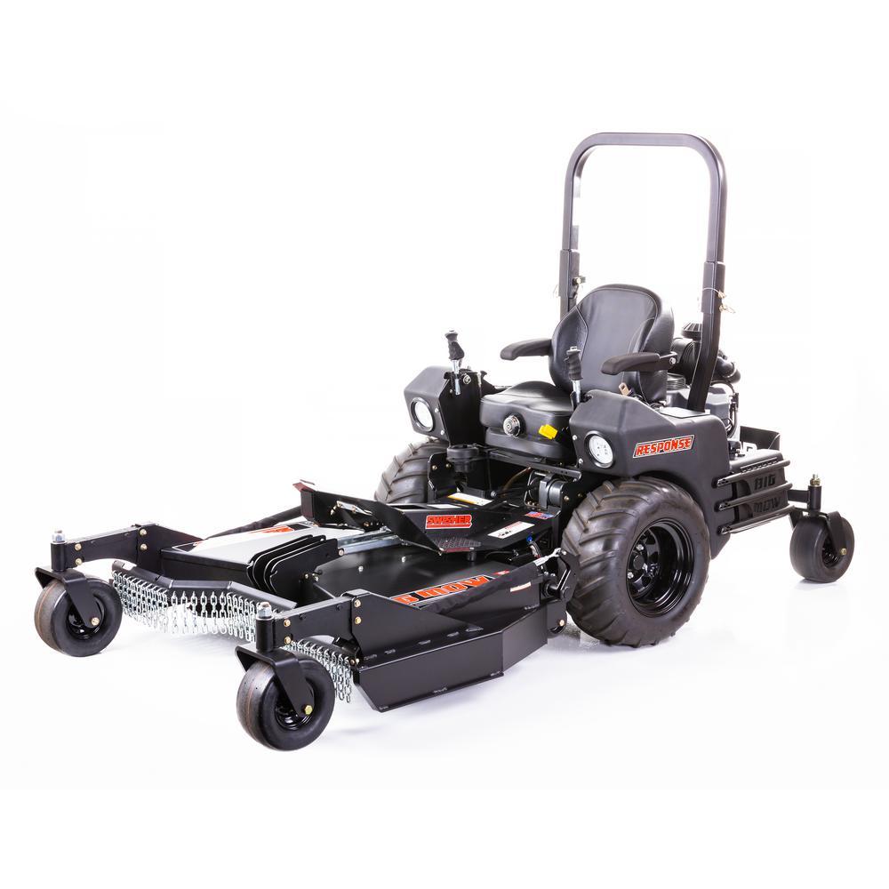 Swisher Big Mow 51 in. 31 HP Kawasaki Commercial Pro Gas Hydrostatic Front Mount Zero Turn Rough Cut Riding Mower
