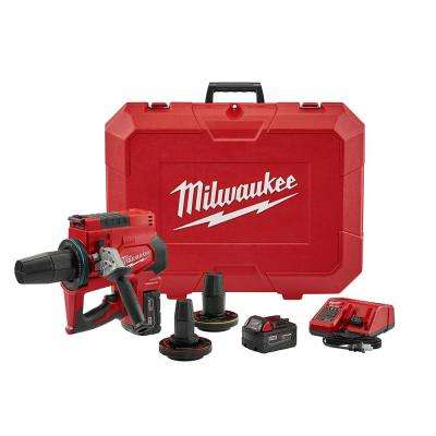 M18 18-Volt Lithium-Ion Cordless FORCE LOGIC 2 in.-3 in. ProPEX Expansion Tool Kit W/ (2) 5.0Ah Batteries, Charger