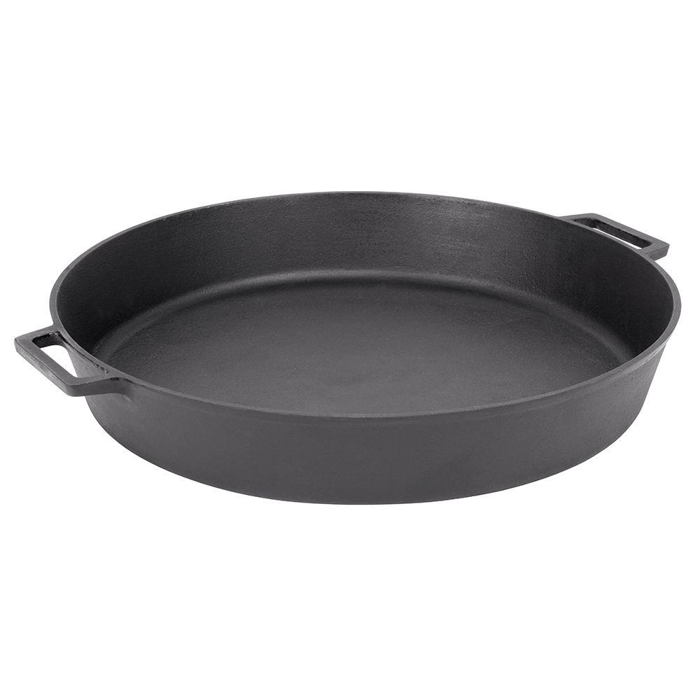 20 in. Cast Iron Jumbo Skillet