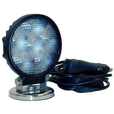 4.6 in. Round LED Clear Flood Light