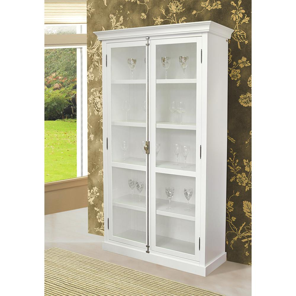 Artefama furniture cast white display cabinet for Display home furniture