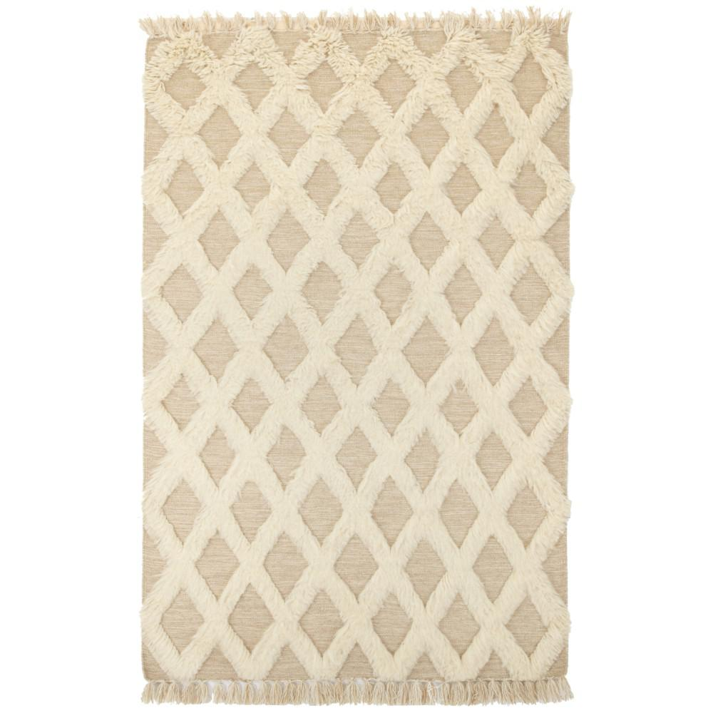 Home Decorators Collection Dades Beige 5 ft. x 8 ft. Area Rug