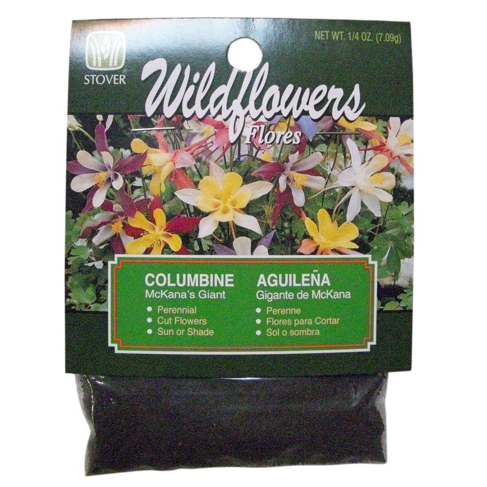 Stover columbine flower seed 80000 6 the home depot stover columbine flower seed izmirmasajfo