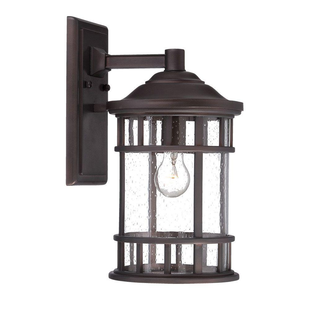 Acclaim Lighting New Vista Collection 1 Light Outdoor