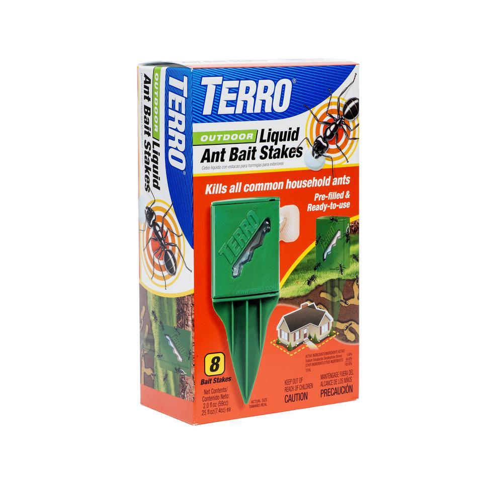 terro outdoor liquid ant stake t1812 the home depot rh homedepot com