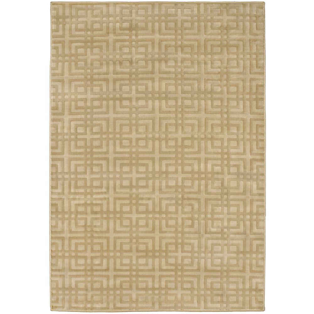 null Fornter Beige 5 ft. 3 in. x 7 ft. 6 in. Area Rug