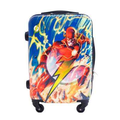 Flash 21 in. Spinner Rolling Luggage Suitcase Upright ABS Plastic Hard Cases