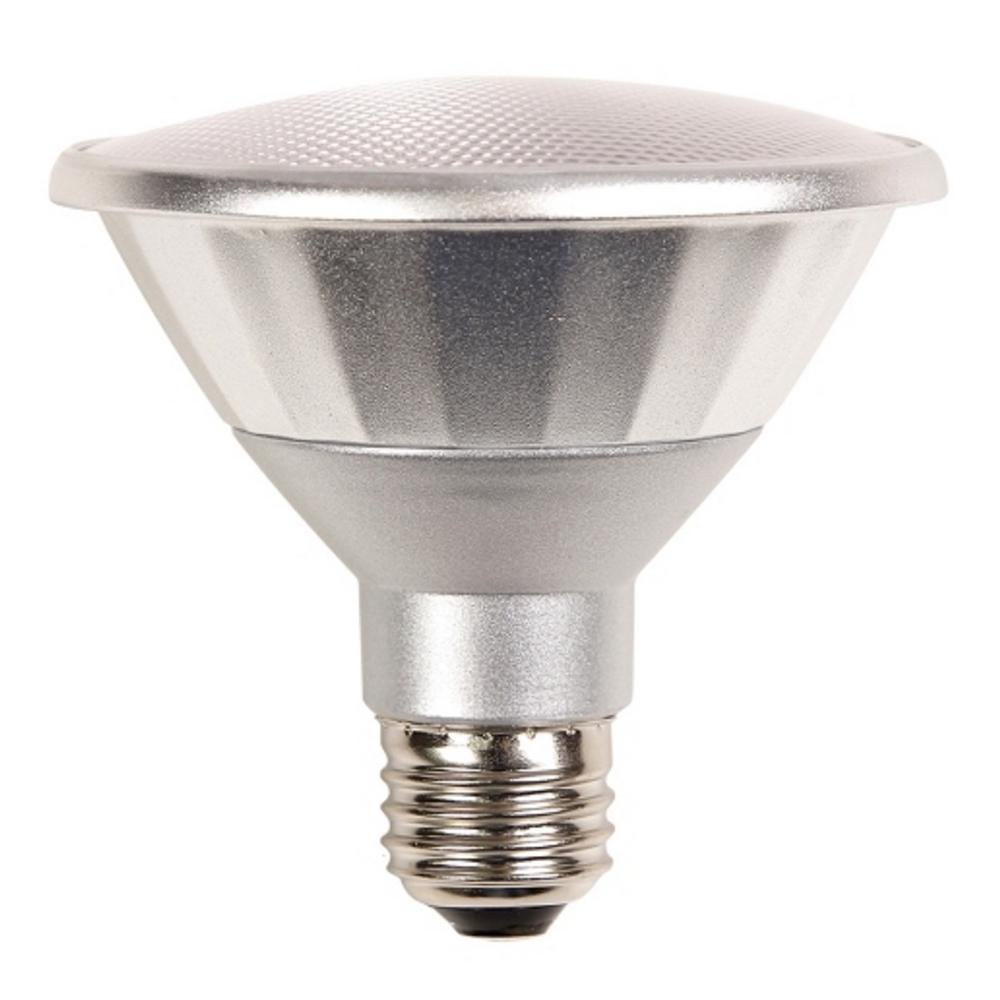 45W Equivalent Bright White PAR30S Dimmable LED Light Bulb