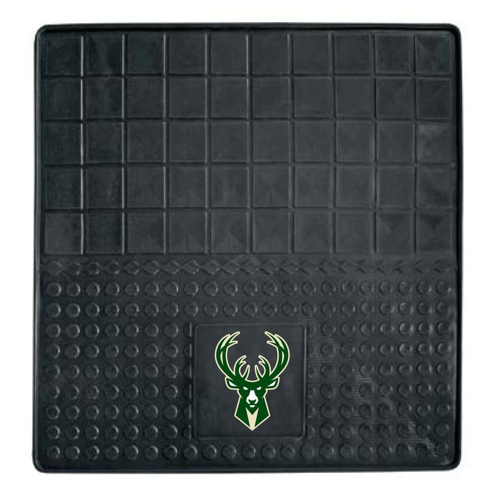 NBA Milwaukee Bucks Heavy Duty Vinyl 31 in. x 31 in.