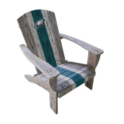 Phil Eagles Wood Adirondack Chair