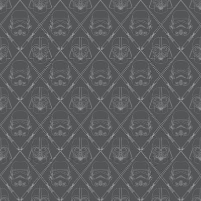 28.18 sq. ft. Star Wars Dark Side Peel and Stick Wallpaper
