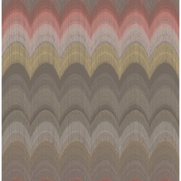 Kenneth James August Brown Wave Wallpaper 2671-22404
