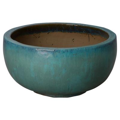 Ceramic Outdoor Extra Large Plant Pots Planters The Home Depot