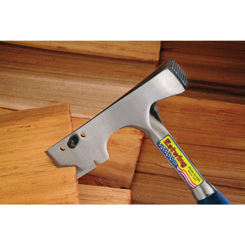 Estwing E3-S 30-Ounce Forged One-Piece Shinglers Hatchet