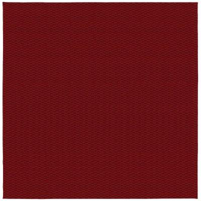 Medallion Chili Red 12 ft. x 12 ft. Square Area Rug