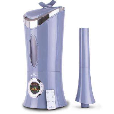 1.7 Gal. Ultrasonic Cool Mist Humidifier With Remote for Large Rooms - Up to 600 sq. ft.
