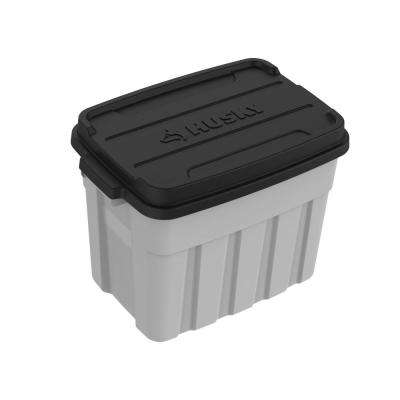 Heavy Duty 18 Gal. Storage Bin with Lid