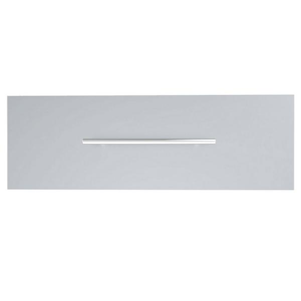 Designer Series Raised Style 30 in. x 10 in. 304 Stainless Steel Access Drawer