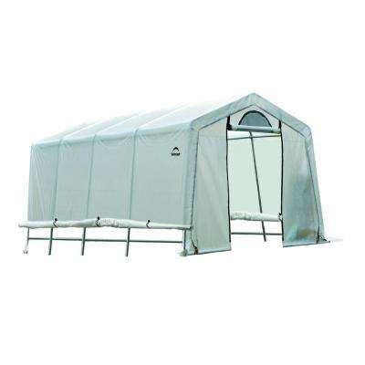 GrowIt 20 ft. x 10 ft. x 8 ft. Greenhouse-In-A-Box