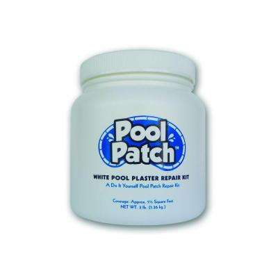 3 lb. White Pool Plaster Repair Kit