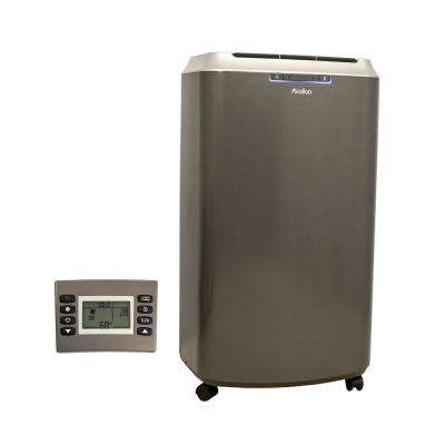 8,800 BTU (DOE 2017 Standard) Portable Air Conditioner Air Conditioner Only with Remote Control and Dehumidifier