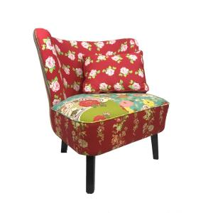 2 null english garden patchwork occasional chair