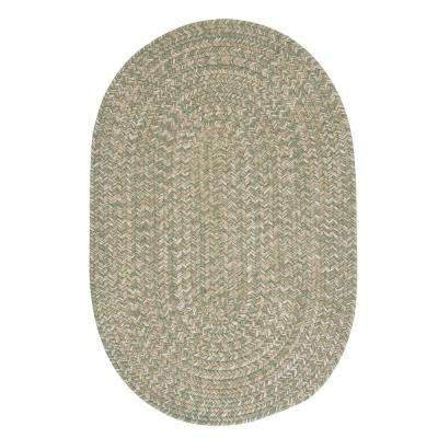 Cicero Palm 2 ft. x 6 ft. Runner Rug