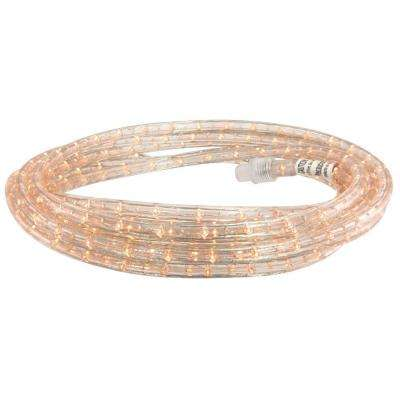 6 ft. Incandescent Clear Rope Light Kit