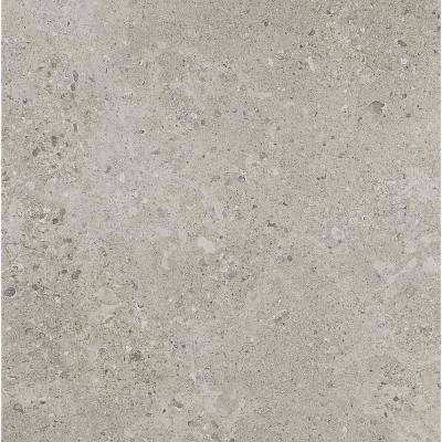 Adelaide Taupe Matte 3 in. x 24 in. Color Body Porcelain Bullnose Trim Tile