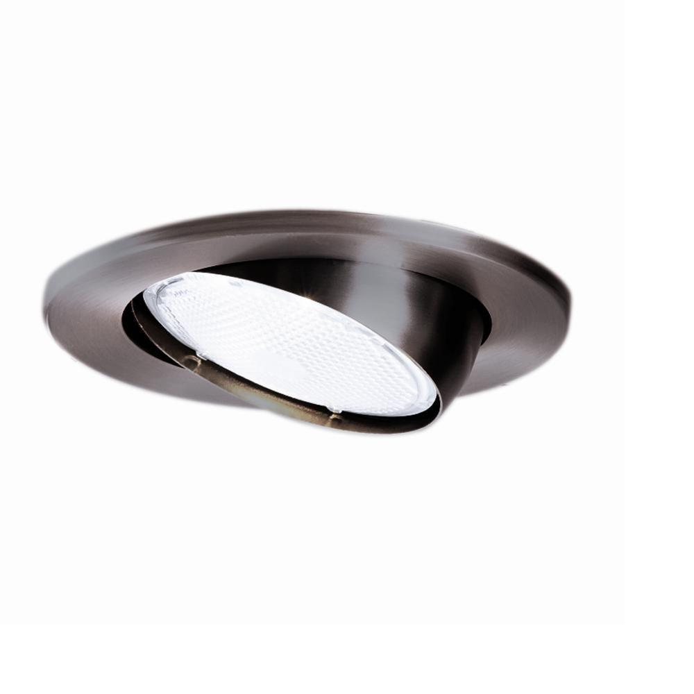 Tuscan Bronze Recessed Ceiling Light