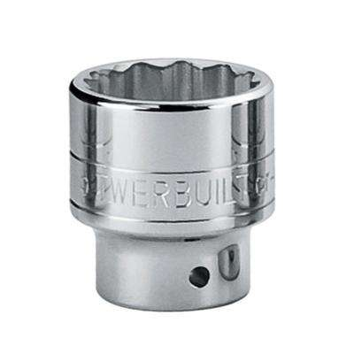 3/4 in. Drive 41 mm 12-Point Standard Socket