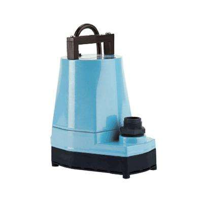 5-MSP 1/6 HP Submersible Utility Pump