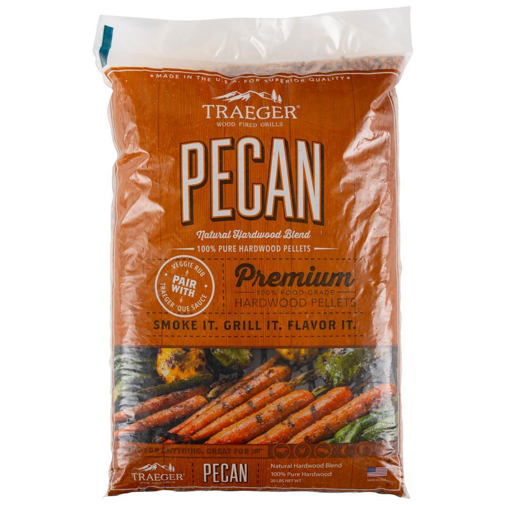 Traeger 20 lb. Pecan Wood Pellets