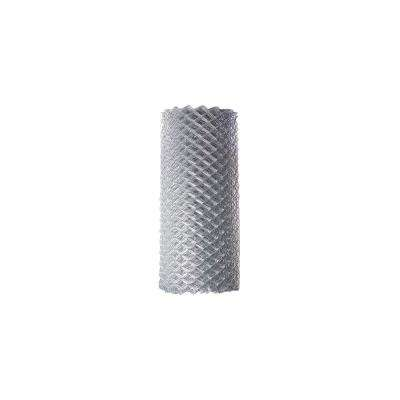 4 ft. x 50 ft. 12.5-Gauge Galvanized Steel Chain Link Fabric