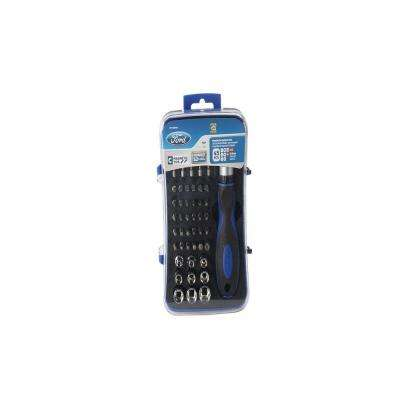 Ratcheting Screwdriver Set (45-Piece)