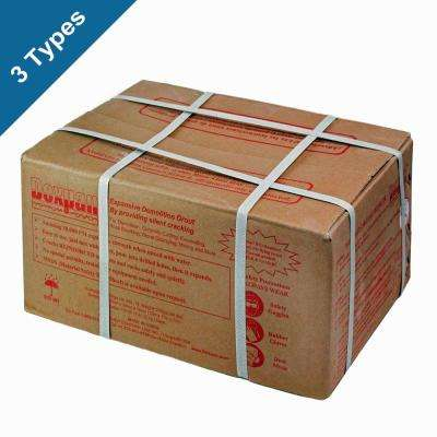 44 lb. Box Type 2 (50F-77F) Expansive Demolition Grout for Concrete Rock Breaking and Removal