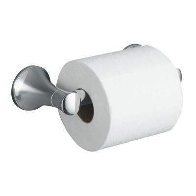 Coralais Toilet Paper Holder in Polished Chrome