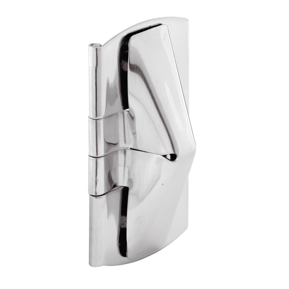 Stainless-Steel Wood Window Flip Locks 2 Pack