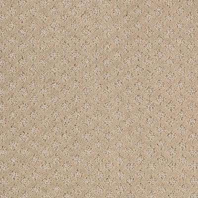 Carpet Sample - Lilypad - Color Taupe Whisper Pattern 8 in. x 8 in.
