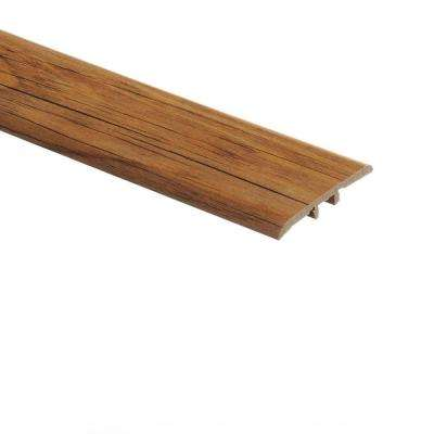 Country Pine 5/16 in. Thick x 1-3/4 in. Wide x 72 in. Length Vinyl T-Molding